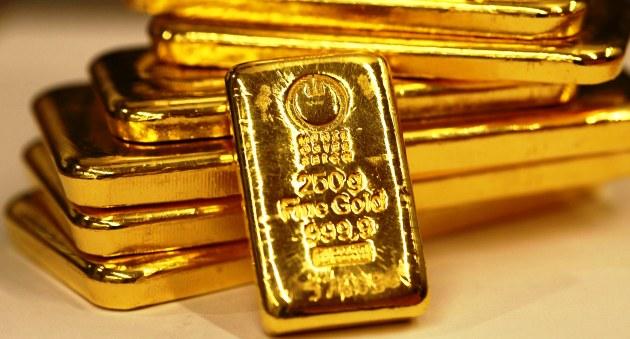 zelta iekrājumi