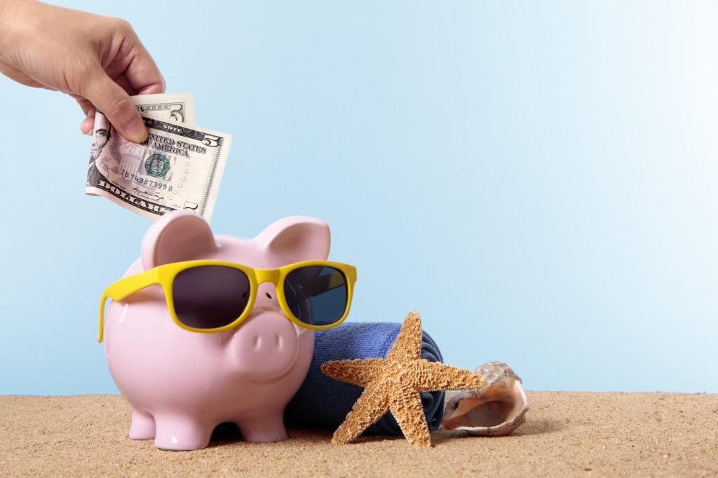 nauda vasarā