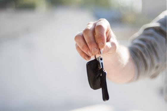 jauna auto iegade